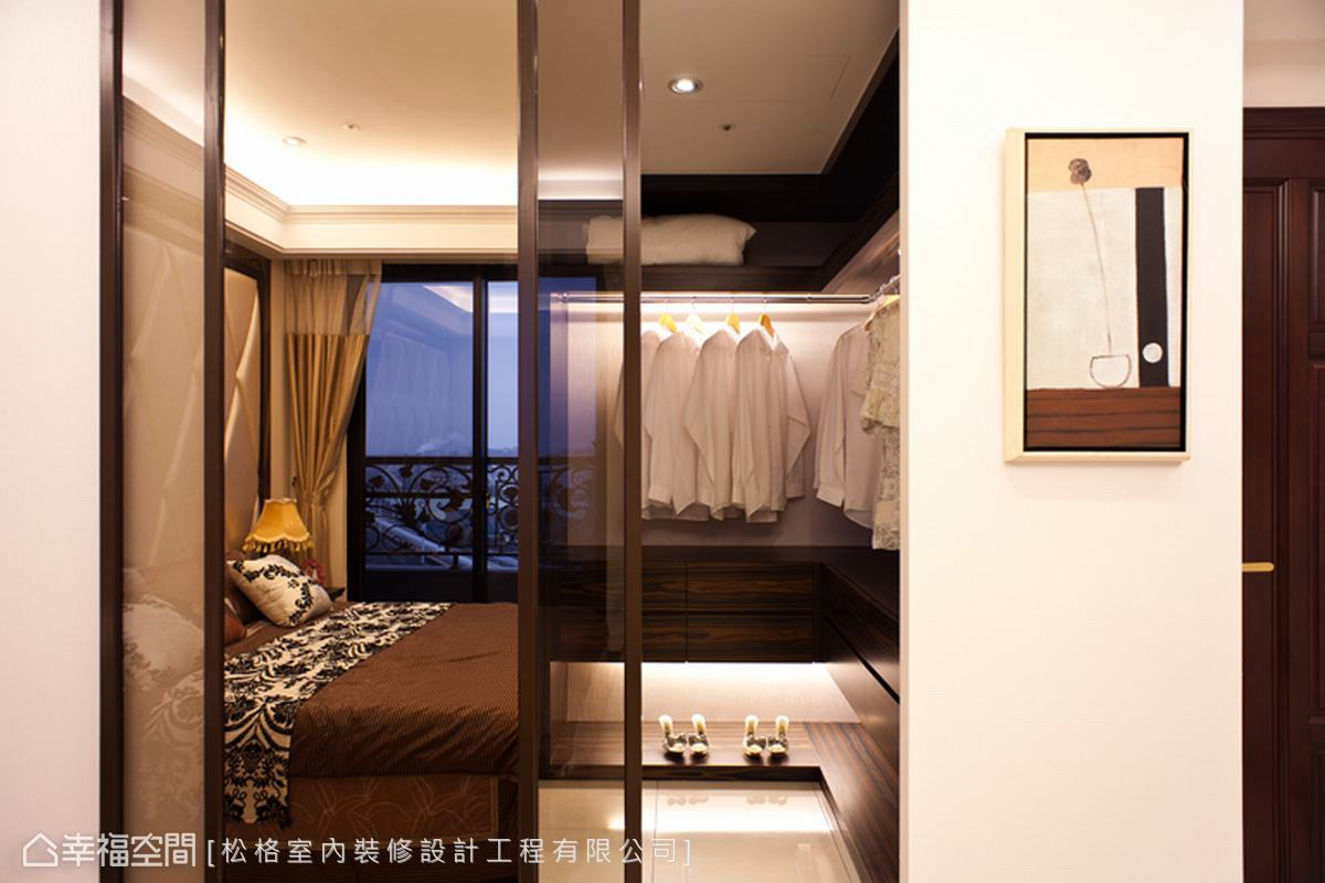 更衣室美式经典设计图片赏析
