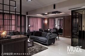 低调两室一厅客厅餐厅一体化