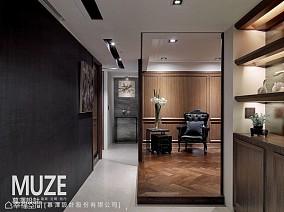 现代两室一厅客厅餐厅一体化