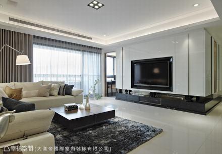 电视主墙_1514575_1828793151-200m²现代简约家装装修案例效果图