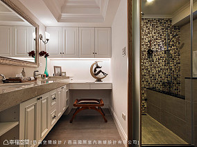 简约美式两室一厅装修图