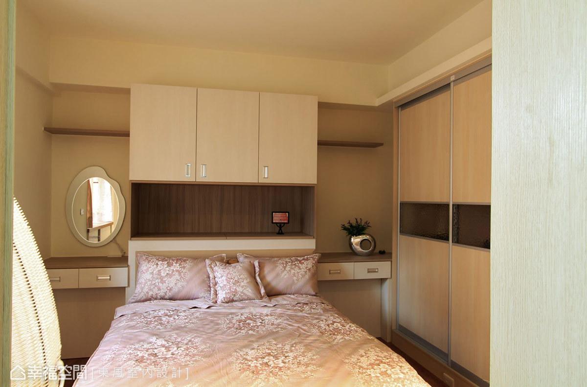 简简单单的宜家风格卧室效果图功能区2图美式经典功能区设计图片赏析