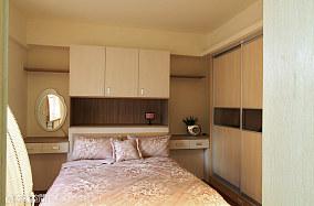 简简单单的宜家风格卧室效果图