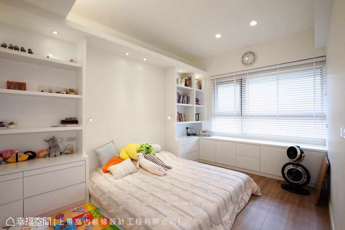 后现代风格装修效果图库卧室现代简约卧室设计图片赏析