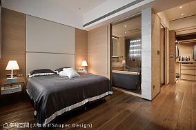 现代卧室装修效果图图库汇总