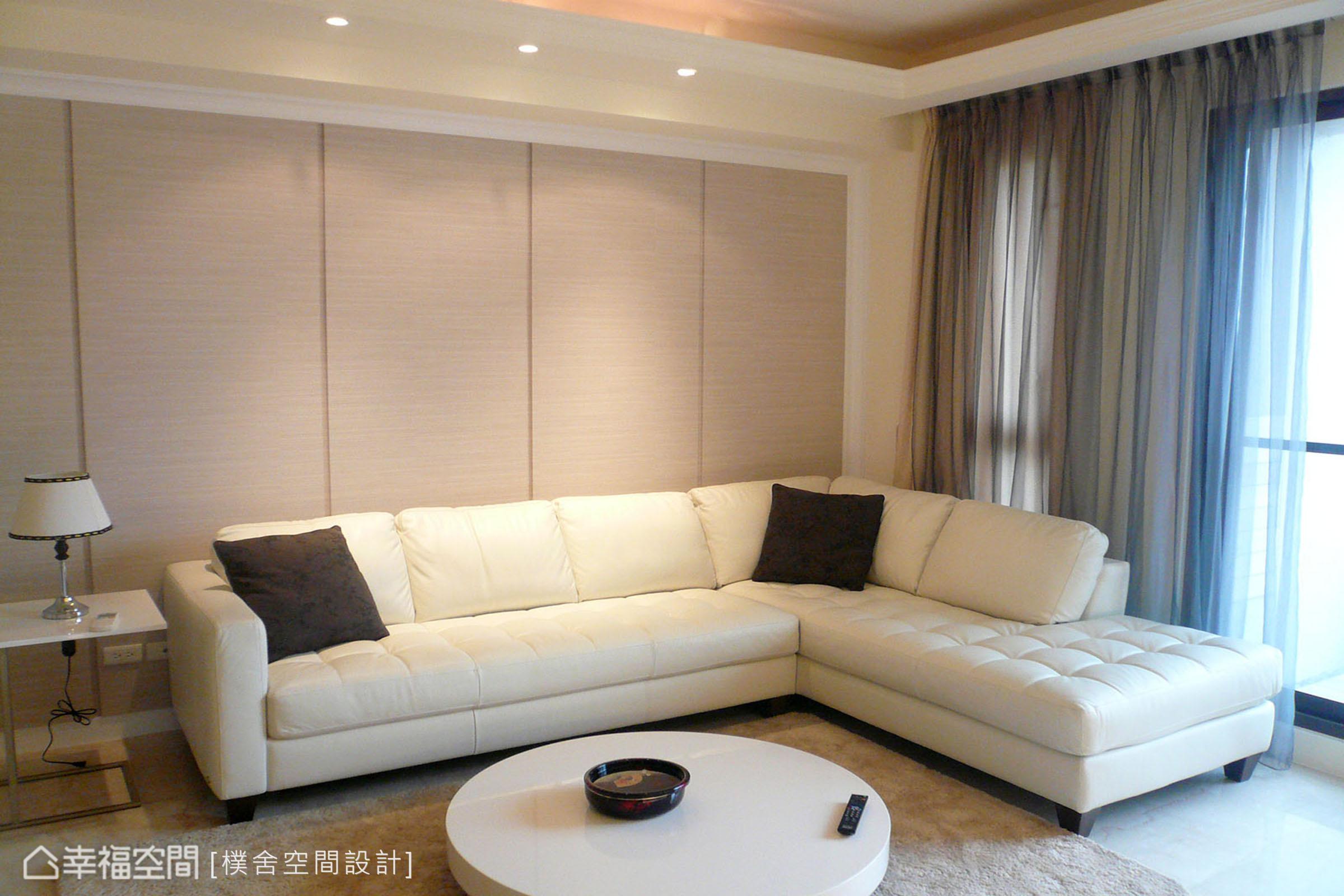30坪的宜家风格沙发背景墙效果图功能区现代简约功能区设计图片赏析