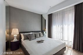 床头设计卧室美式经典设计图片赏析
