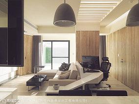 灵动居所的现代风卧室设计图