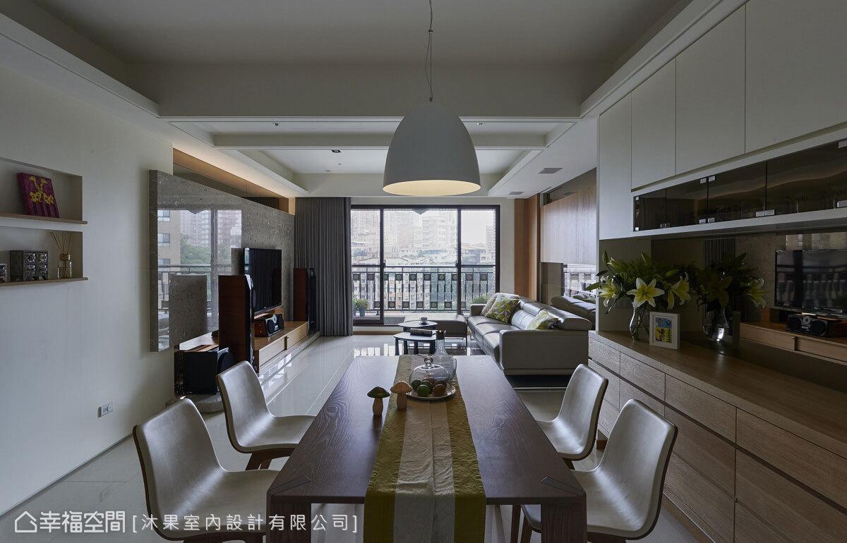 最新楼房装修样板房图片客厅3图现代简约客厅设计图片赏析