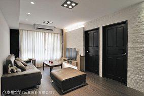 中式大气立体客厅设计图