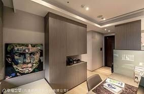 热门73平米现代小户型客厅装修欣赏图片大全