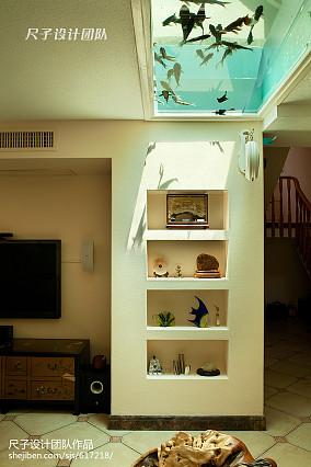 华丽490平美式别墅装修美图功能区美式经典设计图片赏析