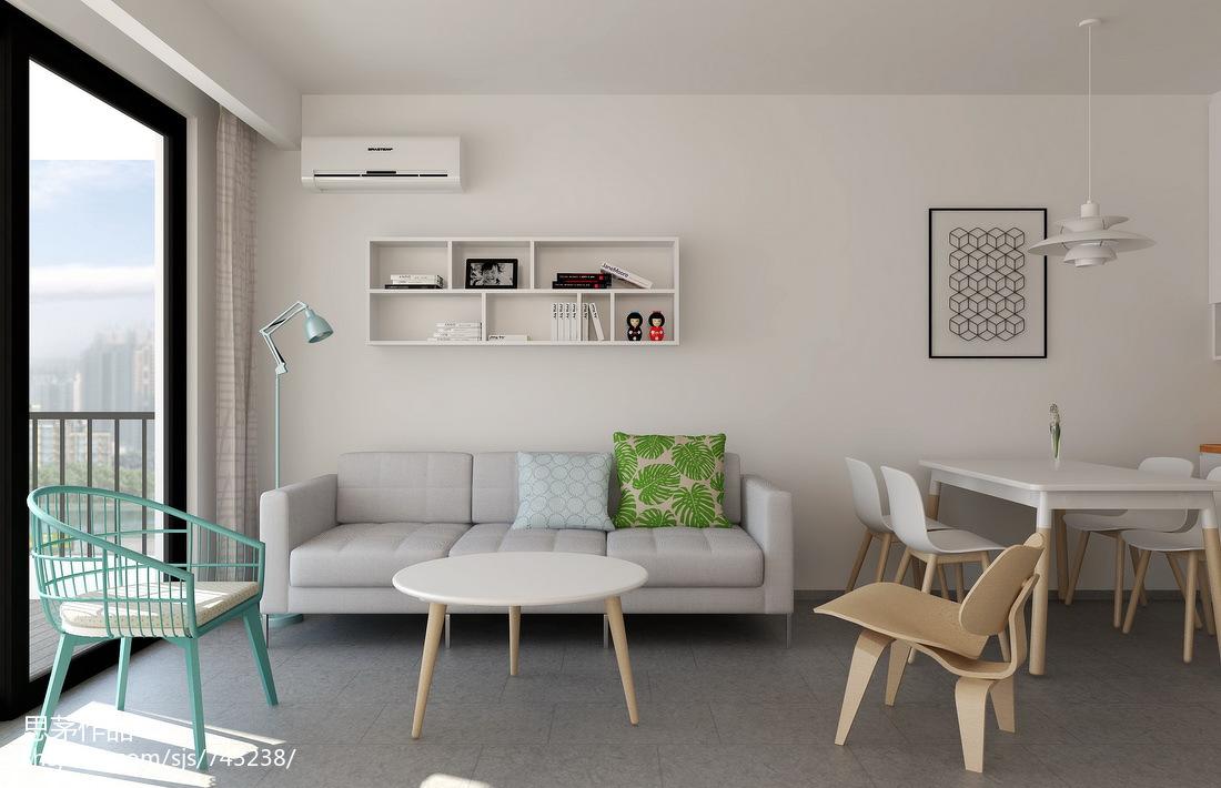 小户型公寓装修效果图集