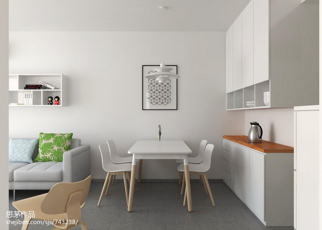 小户型公寓装修效果图库