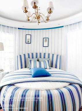 精美卧室地中海装修图片欣赏