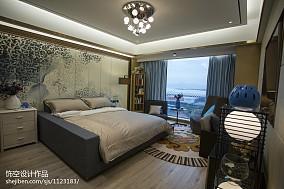 精选140平方现代别墅卧室装修图片大全