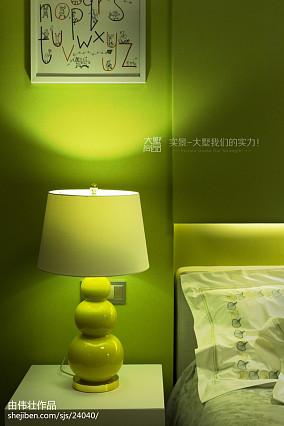精选复式儿童房中式装修设计效果图片欣赏