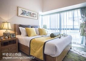 2018精选中式卧室装修欣赏图