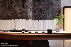 热门中式休闲区装饰图