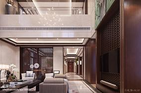 精选中式客厅装修欣赏图片家装装修案例效果图