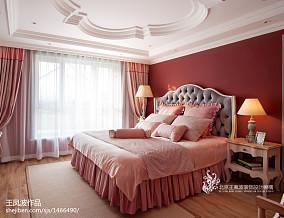 96.0平精美混搭卧室实景图片欣赏卧室2图设计图片赏析