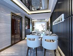 餐厅现代装修实景图片厨房现代简约设计图片赏析