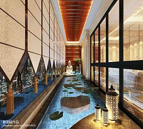 137平米欧式别墅阳台装修图片欣赏别墅豪宅欧式豪华家装装修案例效果图