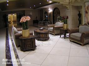 欧式现代客厅豪华家具图片
