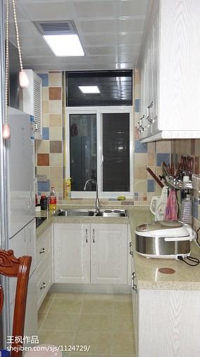 不锈钢厨房台面装修