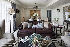 四居新古典客厅装修设计效果图