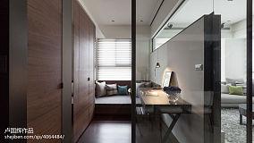 三居现代风格书房设计