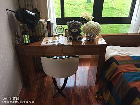 热门三居儿童房新古典装修实景图片