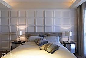 热门面积136平新古典四居卧室装修设计效果图片