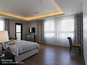四居卧室新古典装修实景图片大全
