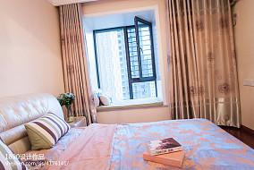 精选面积79平现代二居卧室设计效果图卧室2图现代简约设计图片赏析