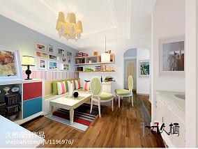 2018精选面积73平小户型客厅现代装饰图片大全