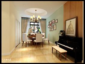 现代美式别墅装潢
