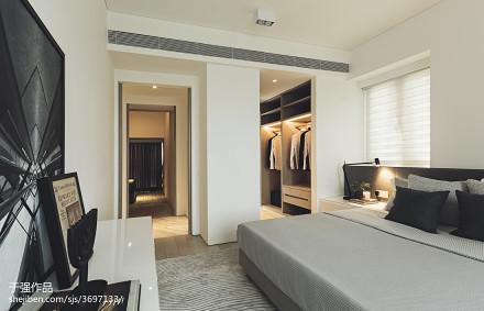 现代卧室设计效果图卧室