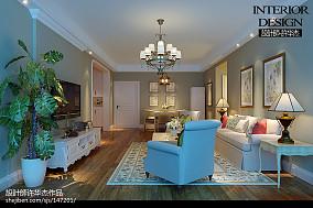 古典欧式风格客厅设计案例