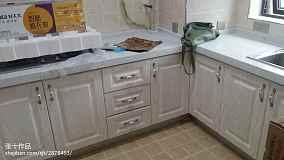 家居整体厨房装修效果图欣赏