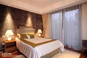 热门卧室中式装修实景图