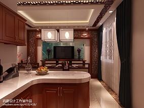 中式餐厅室内设计