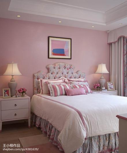 78.3平热门卧室混搭设计效果图卧室