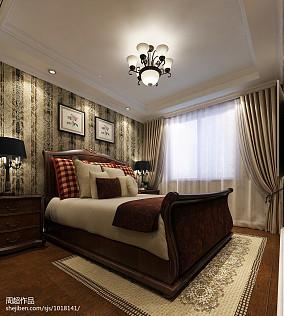 大方好看的卧室图