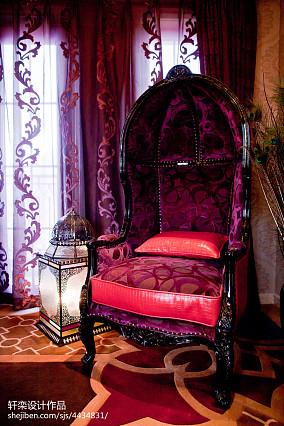 热门新古典卧室装饰图