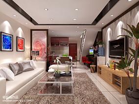 50平米小户型房屋平面设计图