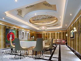 王府半岛酒店套房装修设计图片