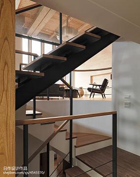 精美室内楼梯装修图片大全欣赏
