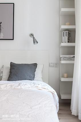 2018精选面积71平小户型卧室欧式欣赏图一居欧式豪华家装装修案例效果图