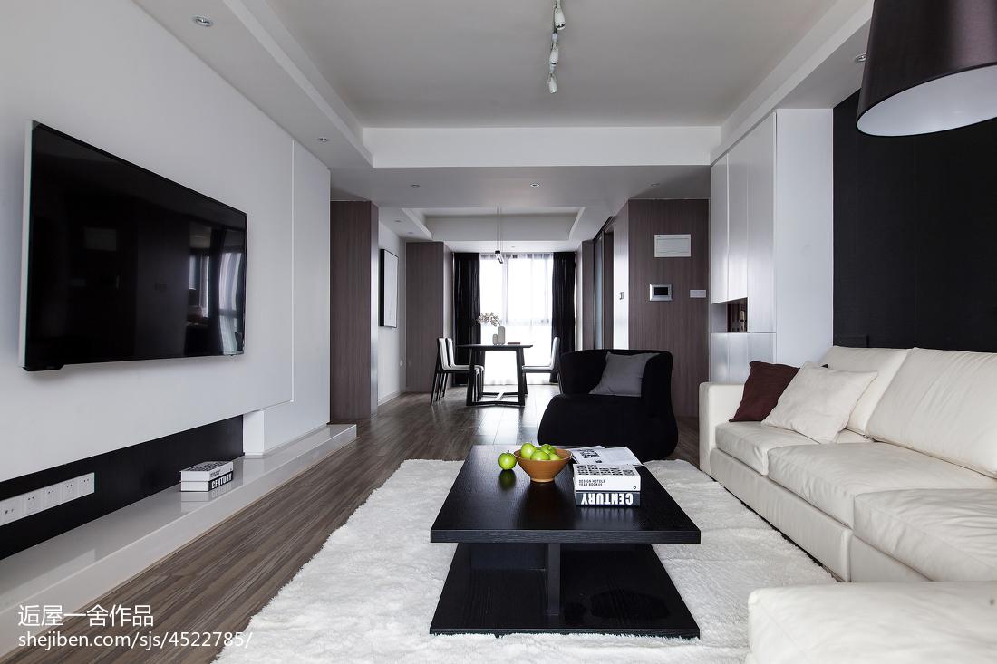 简约室内装修效果图大全2017图片欣赏客厅现代简约客厅设计图片赏析
